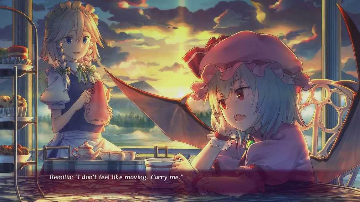 Touhou: Scarlet Curiosity - Features Screenshot 2